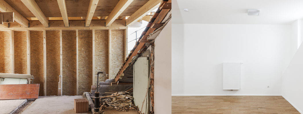 Bau Abriss Sanierung Haus Stuttgart