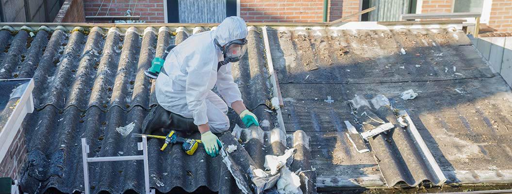 Abrissarbeiten schadstoffsanierung dach stuttgart