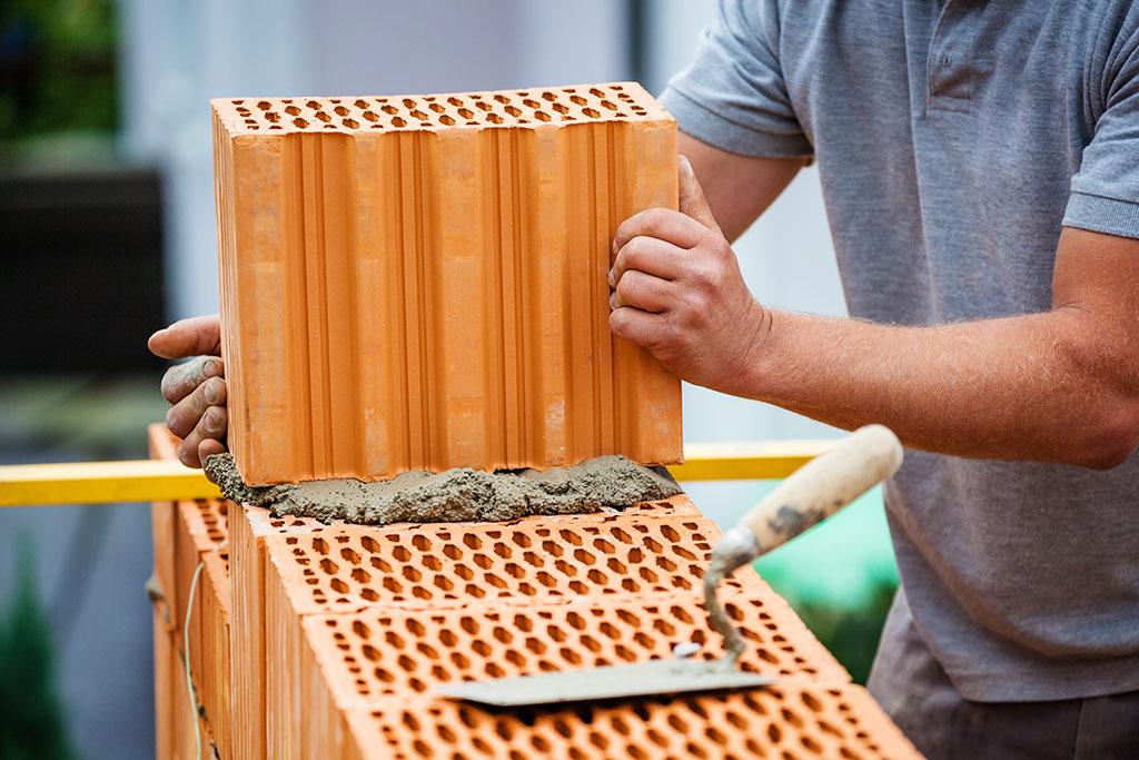 Rohbau- und Maurerarbeiten bei der EBER GmbH in Stuttgart